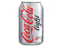 Light Coke (case of 24)