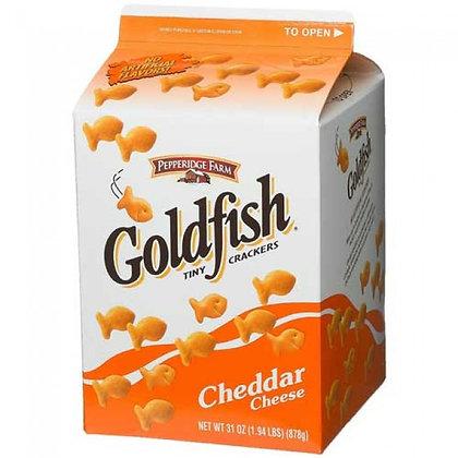 Goldfish Cheddar 31oz