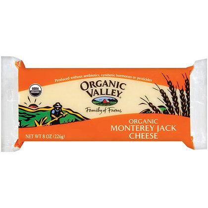 Organic Valley Cheese Monterey Jack