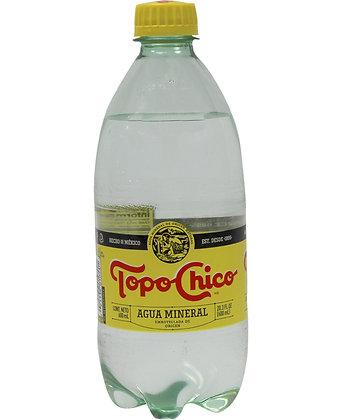 Topo Chico Sparkling Water 24 pk- 16.9 oz  - Club Soda
