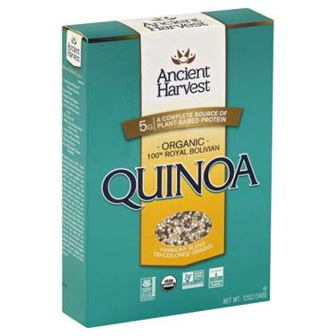 Ancient Harvest Quinoa 100% Royal Bolivian Quinoa