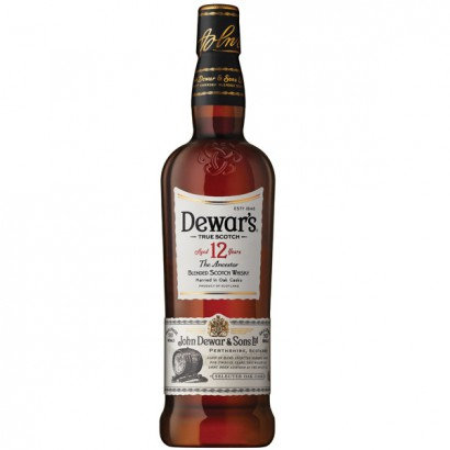 Dewar's 12 years 750 ml