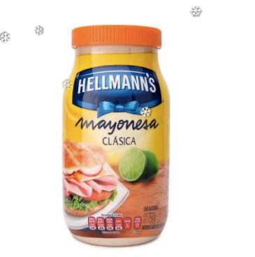 Hellmann's Mayonnaise Classic 790 gr