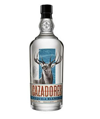 Cazadores Tequila Blanco 750 ml
