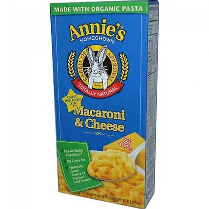 Annies Classic Mac & Cheese Org 6 Oz