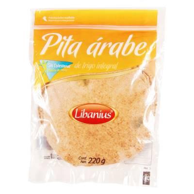 Pita Bread Whole Wheat