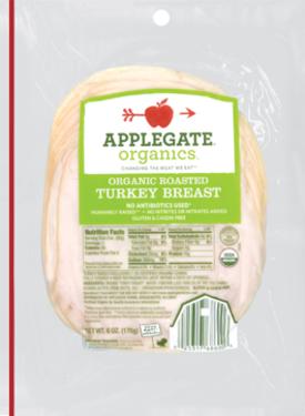 Applegate Organic Roasted Turkey Breast