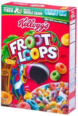 Kellogg's Froot Loops 470 g
