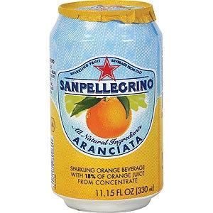 San Pellegrino Aranciata (6 pack)