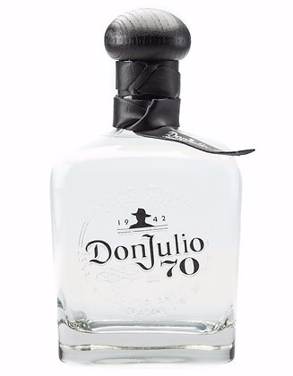 Tequila Don Julio 70 Cristalino Añejo - 750 ml