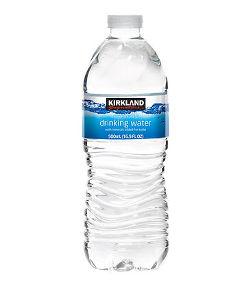 Kirkland Bottled Water 500 ml (40 pack)