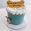 "Thumbnail: 4"" Signature Celebration Cake"
