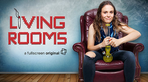 Living Rooms starring Alyx Weiss