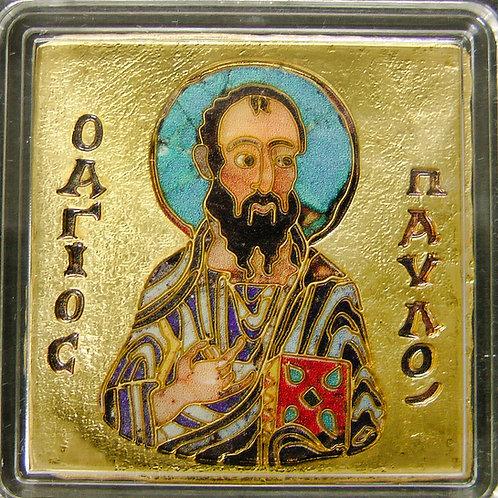 「聖パウロ」の銀貨