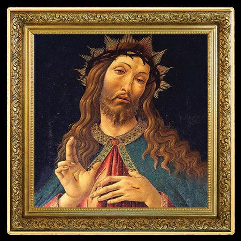 「荊を冠した基督」1オンスコイン(サンドロ・ボッティチェリ)