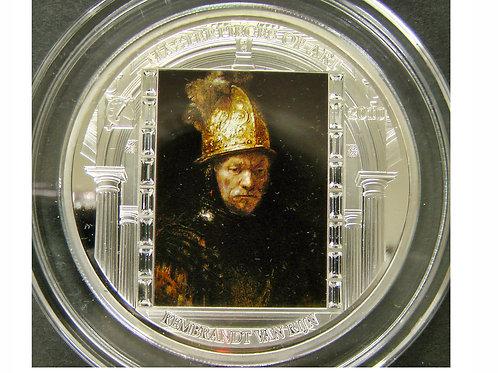 2010年 アートマスターピース レンブラントの黄金のヘルメット