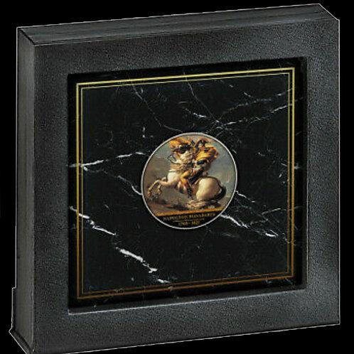 ナポレオン没後200年記念記念銀貨
