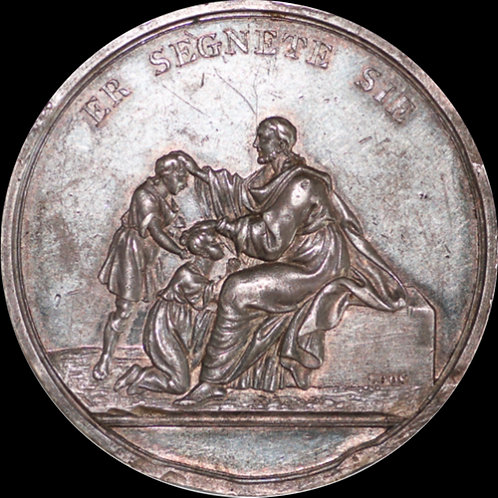 Germany silver Loos medal    rare!!!
