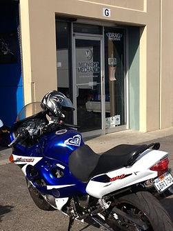 motorcycle repairs hayward