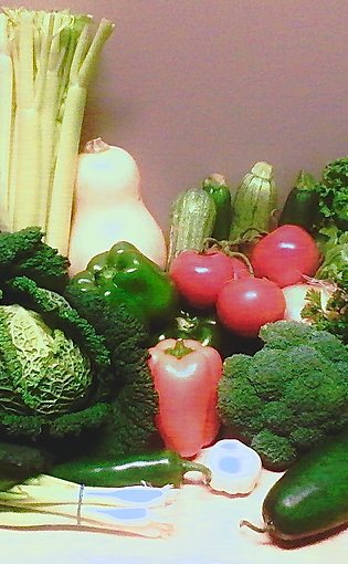 Large Bag of Vegetables