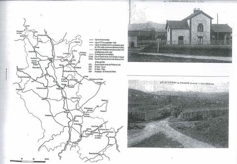 Histoire : le combat de Saint-Alban-les-Eaux pour le Tacot