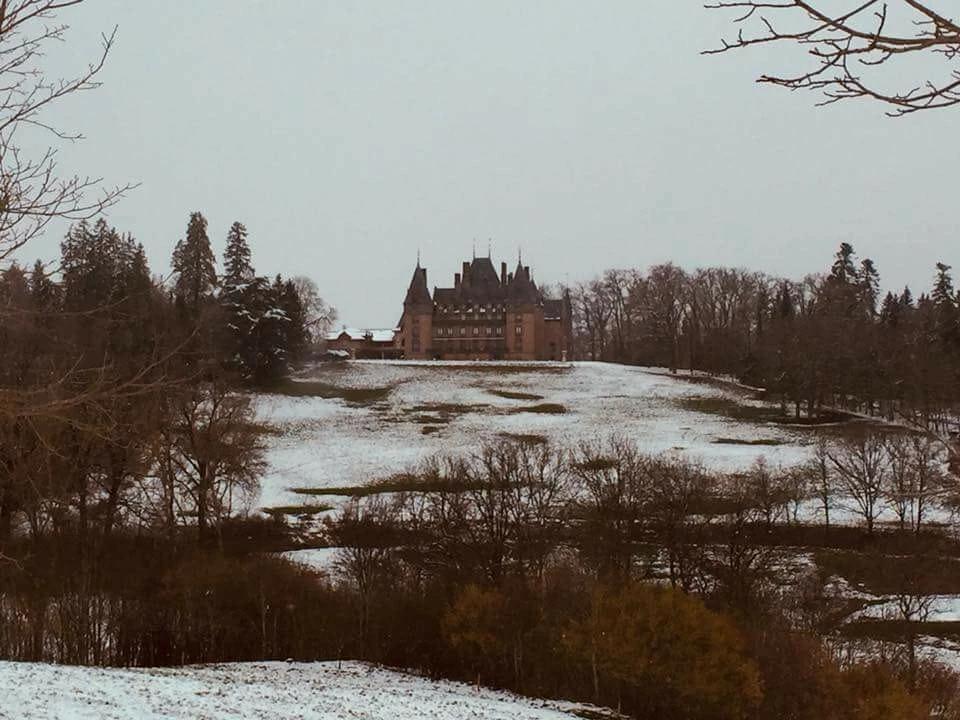 Urfé : quel âge a le Château de Contenson ?
