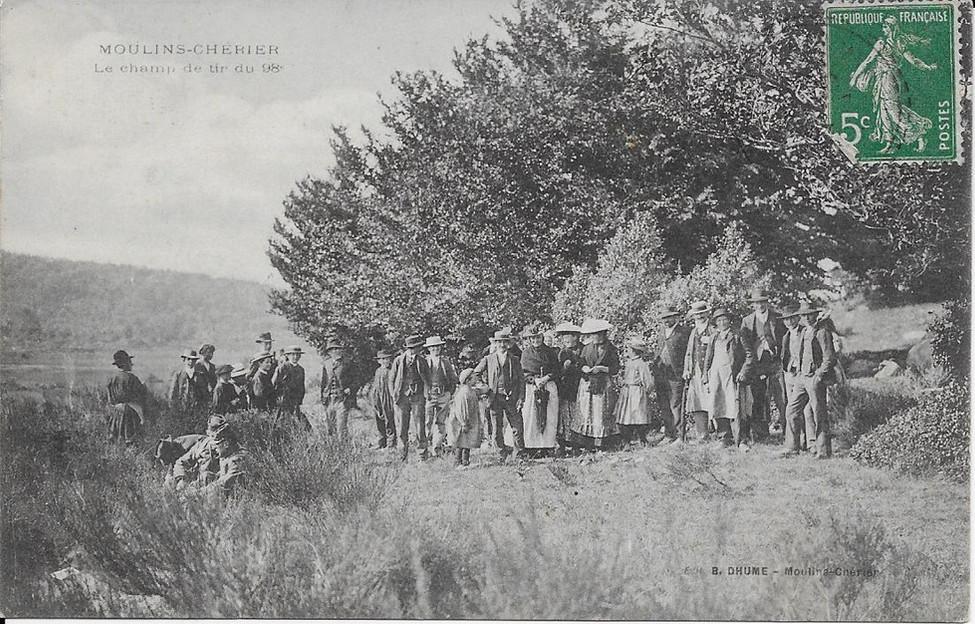 Le saviez-vous ? Le 31 juillet 1914, les soldats du Pays d'Urfé sont appelés à Roanne pour la mo