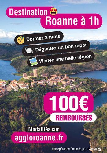 Statistiques : le meilleur été en matière de fréquentation touristique depuis…5 ans dans le Roannais