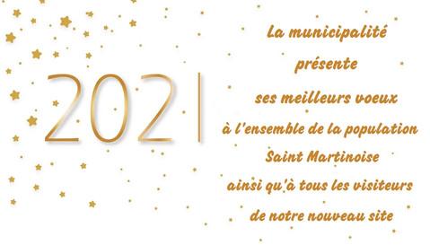 Un nouveau site pour Saint-Martin-d'Estréaux