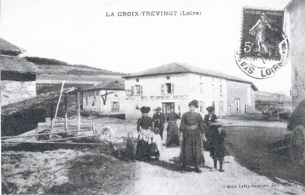 La Croix-Trévingt : histoire d'un carrefour vieux de 2000 ans !