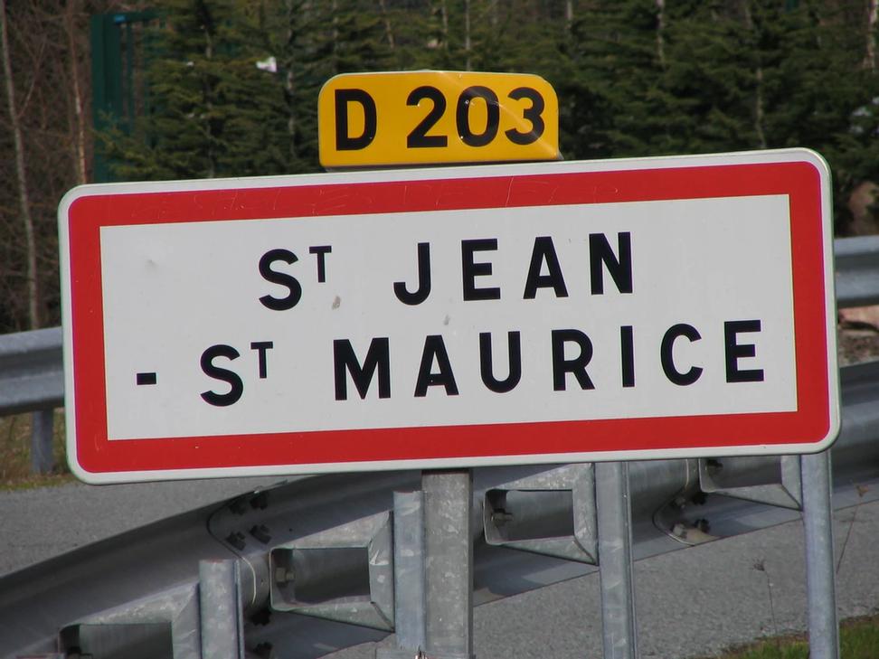Noms de hameaux : quand on apprend qu'il y avait des ours à Saint-Jean-Saint-Maurice sur Loire !