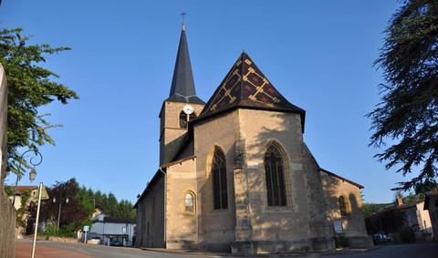 Saint-André-d'Apchon : « Ici, on fuit la ville et la foule pour prendre un bol d'air ! » (Tour t