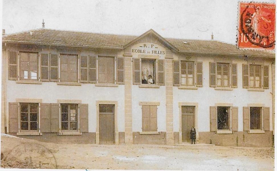 40 ans après, la 3ème classe de l'école de Cherier ouvre de nouveau !
