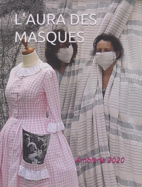 Ambierle : publication d'un livre-album L'AURA DES MASQUES
