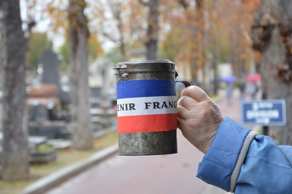 Centenaire de la fin de la première guerre mondiale: Le Souvenir français a besoin de vous!