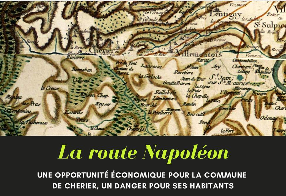 Connaissez vous l'Histoire de la route Napoléon reliant la Côte roannaise au Pays d'Urfé ?