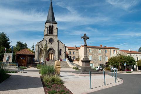 Saint-Alban et Lentigny : Du vin et de la bière dans vos valises ! (Tour touristique du Roannais)