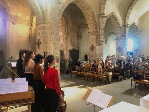"""Saint Haon en """"musique au féminin"""""""