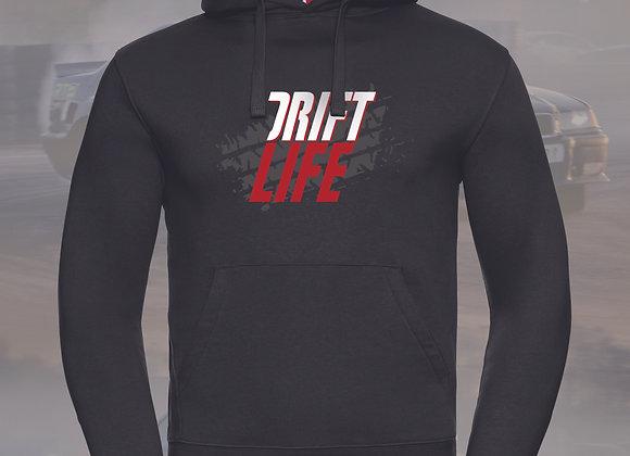 Drift life hoodie