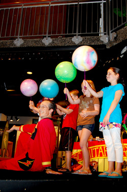 Science Circus Kids