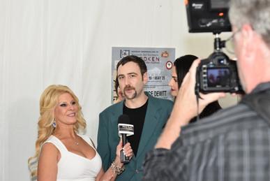 Interview at Hoboken International Film Festival, 2017
