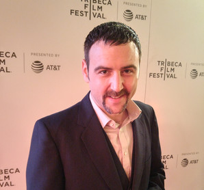 Dylan Bank at the premiere of Get Me Roger Stone at the Tribeca Film Festival