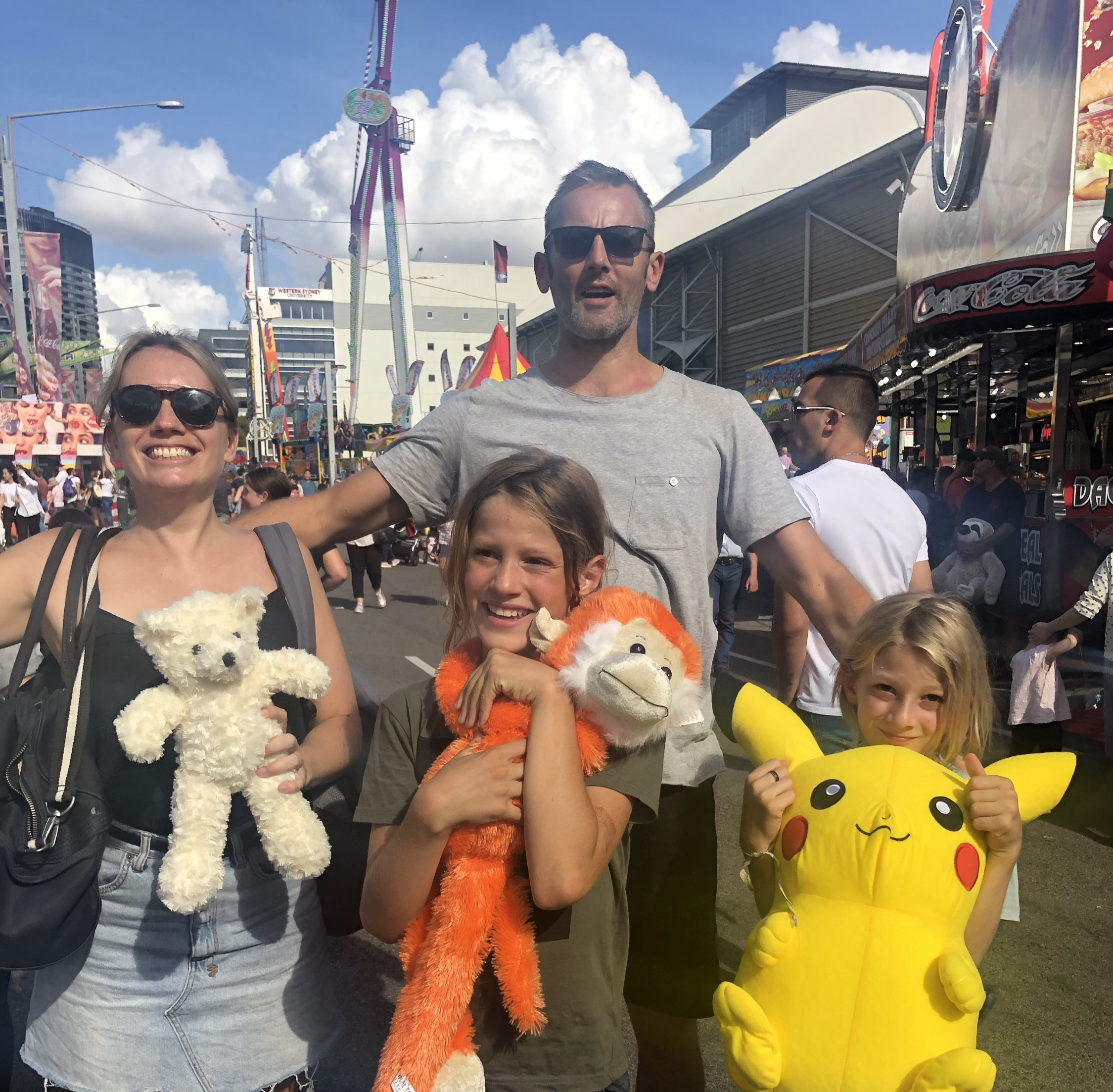Easter Show 2019