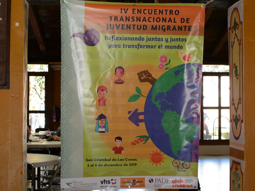 Reflections on the Transnational Encounter of Migrant Youth