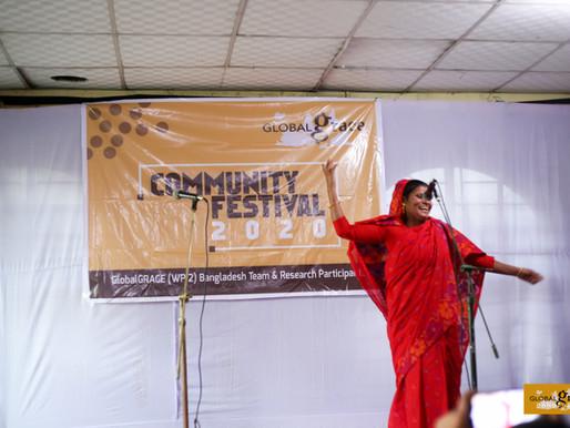 GlobalGRACE Community Festival 2020