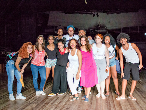 Launch: Artistic Residency of Passinho Carioca Dance Company