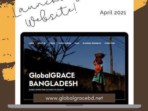 Launching GlobalGRACE Bangladesh Website