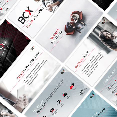BCX Presentation Design