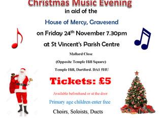 Christmas Music Night