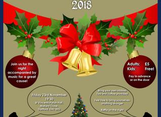 Christmas Music Night 2018